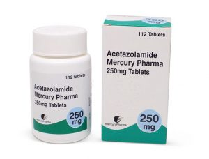 Acetazolamide Tabs 250mg 112
