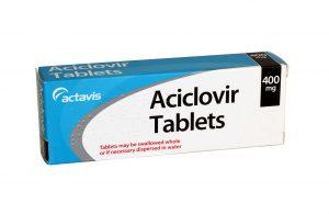 Aciclovir Tabs 400mg 56